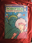 Click here to enlarge image and see more about item 110107004: ROBOTECH NEW GENERATION 1985 Issue # 22 comic book