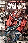 Click here to enlarge image and see more about item 110107005: Darkhawk #12 - Marvel Comics - Feb, 92