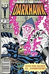 Click here to enlarge image and see more about item 110107007: DARKHAWK - Marvel Comics Issue  # 15 May 1992