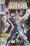 DARKHAWK  Marvel comics  Issue # 10 Dec. 91