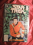 Click here to enlarge image and see more about item 110307004: STAR TREK # 51 Hell in a Handbasket 1984 Comic book.