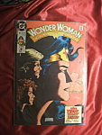 Click here to enlarge image and see more about item 110307006: Wonder Woman Issue 41 1990 comic book.