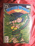 WONDER WOMAN Issue #5 (1987) comic book