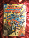 Blue Devil Issue #8 DC Comics Jan 85