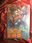 WORLD WITHOUT END ISSUE #4 COMIC BOOK.
