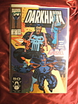 Darkhawk  Issue # 9  Nov. 1991 comic book.
