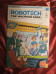 Click here to enlarge image and see more about item 110607002: Robotech the Macross Saga #24 comic book