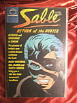 Sable return of the hunter #2 comic book