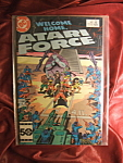 Click here to enlarge image and see more about item 110907008: Atari Force #19 comic book.