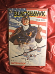 Click here to enlarge image and see more about item 110907011: Blackhawk Book 1 Blood and Iron comic book.