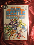 Blue Beetle #3 comic book.