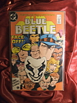 Blue Beetle #6 comic book.