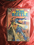 Blue Beetle #17 comic book.