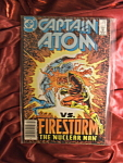 Captain Atom #5 comic book.