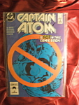 Captain Atom #10 comic book.