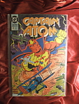Captain Atom #48 comic book.