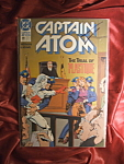 Captain Atom #49 comic book.