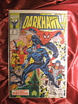 Darkhawk #19 comic book.