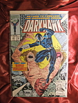 Darkhawk #21 comic book.