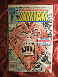 Darkhawk #23 comic book.