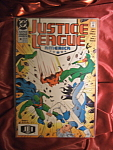 Justice League of America #38 comic book.