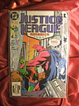 Justice League of America #39 comic book.