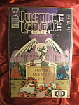 Justice League of America #40 comic book.