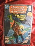 Justice League of America #248 comic book.