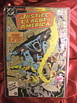 Justice League of America #253 comic book.