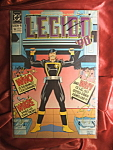 Legion '90 #16 comic book.