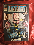 Legion '90 #20 comic book.
