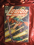 Legion of Super-heroes #9 comic book.