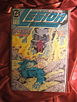 Legion of Super-heroes #10 comic book.