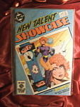 New Talent Showcase #9 comic book.