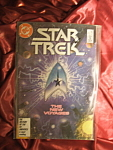 Star Trek #37 the New Voyages. Comic book.