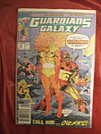 Guardians of the Galaxy #12 comic book.