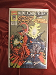 Ghost Rider and Dr. Strange #104 comic book.