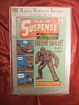 Tales of Suspense #39 comic book.
