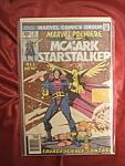 Monark Starstalker #32 comic book.