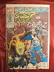 Ghost Rider and Cable #95 comic book.