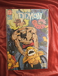 The Demon the Region Beyond #16 comic book.