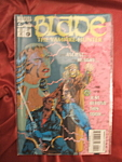 Blade the Vampire Hunter #4 comic book.