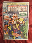 The Defenders #55 comic book.