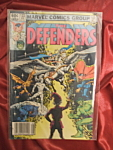 The Defenders #122 comic book.