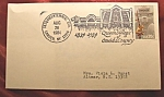 Click here to enlarge image and see more about item 112007018: 20 cent stamp and 1984 Sesquicentennial envelope.