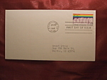 Click here to enlarge image and see more about item 112107001: United Way 22 ct. stamp first day of issue w/ envelope.