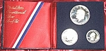 Click here to enlarge image and see more about item 112607001: United States Bicentennial Silver Proof Set