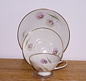 Kpm Germany Cup, Saucer & Under Plate