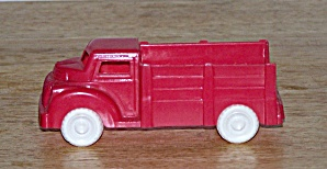 LAPIN RED PLASTIC TRUCK (Image1)