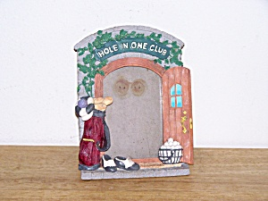 HOLE IN ONE CLUB PICTURE FRAME (Image1)